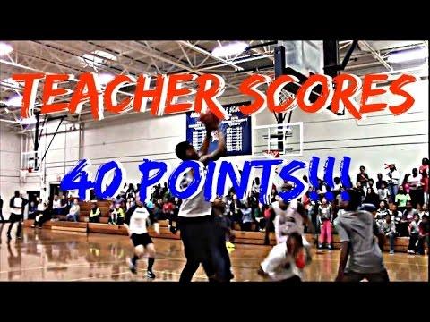 Xxx Mp4 Teacher Vs Student Basketball Game Teacher Scored 40 Points 3gp Sex