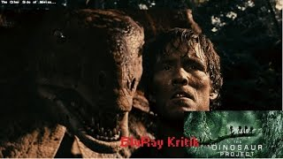 BluRay Kritik - The Dinosaur Project