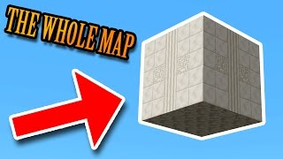 Minecraft: The Whole Map Takes Place In This Cube