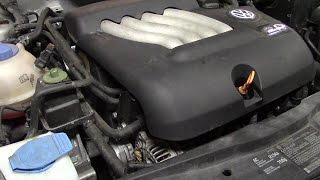 Volkswagen Engine Noise Diagnosis