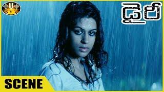 Shraddha Das In Rain With White Saree || Diary Movie || Shivaji, Sraddha Das || Sri Venkateswara Vid
