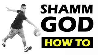 HOW TO SHAMMGOD - Streetball move tutorial