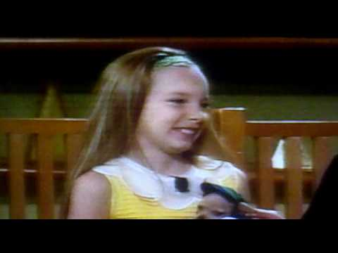 Belinda cumpleaños entrevista y canta el tema de Titanic LA BOTANA Chicomcel 2mil