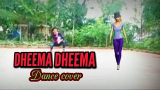 Dheema  Dheema || dance video chrography {mj suman}