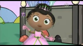 065 Super Why    The Story of Mother Goose