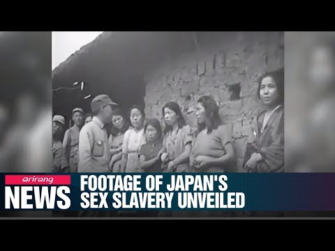 Xxx Mp4 Footage Of Korean Women Sexually Enslaved By Japanese Soldiers In WWII Revealed For The First Time 3gp Sex
