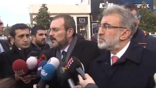 """Mahir Ünal (İbrahim Çağlar): """"AK Parti Davasının Neferlerinden Birisiydi"""