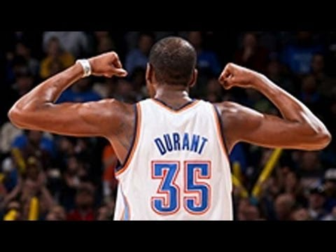 Kevin Durants Top 10 Plays of
