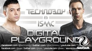 Technoboy & Isaac - Digital Playground (Official Teaser Video)
