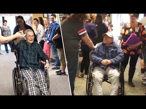 Xxx Mp4 Senior Citizens Return To Pennsylvania Care Center Hit By Tornado 3gp Sex