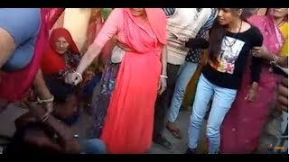 Indian Girl Beating a boy Part 2