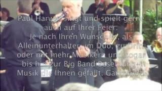 Paul Harwin, Gesang Und Big Band