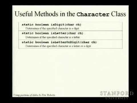 Xxx Mp4 Lecture 12 Programming Methodology Stanford 3gp Sex