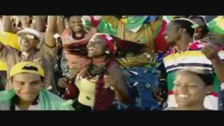 Official video FIFA World Cup 2010 anthem K'naan & David Bisbal-Waving Flag (+ Lyrics)