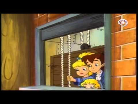 الفيلم الكرتوني أميرة القلعة