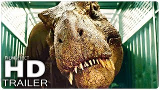 JURASSIC WORLD 2: REGNO DISTRUTTO Trailer Italiano (2018)