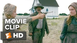 Outlaws and Angels Movie CLIP - Dare You (2016) - Chad Michael Murray Movie
