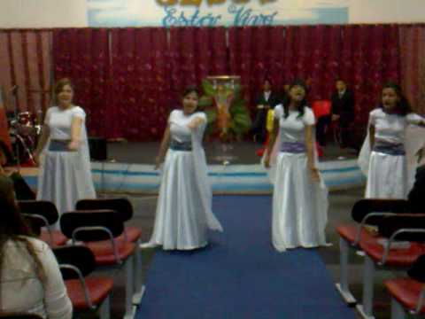 COREOGRAFIA SABOR DE MEL Grupo de coreografia Essência da Adoração
