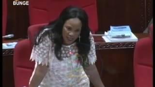 Mbunge viti maalum Bupe Nelson Mwakang'ata