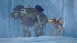 Transformers Prime - Episódio 7 - Parte 1 - Dublado