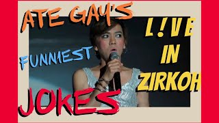 ATE GAY'S FUNNY JOKES AT ZIRKOH TIMOG AVE [HD]