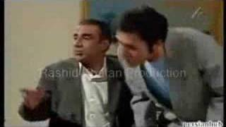 Funny Iranian Show about the Marriage Problem!