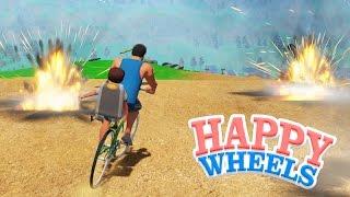 O NOVO HAPPY WHEELS em 3D!!! - GUTS and GLORY