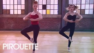 The Next Step - How to do a Pirouette