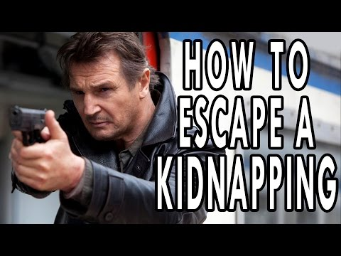 Xxx Mp4 How To Escape A Kidnapping EPIC HOW TO 3gp Sex