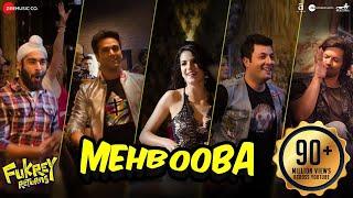 Mehbooba | Fukrey Returns 8th Dec |Prem&Hardeep | Mohammed Rafi, Neha Kakkar, Raftaar & Yasser Desai