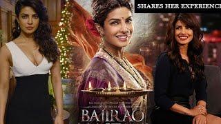 Interview | Priyanka Chopra shares about Bajirao Mastani,Quantico & Upcoming Films