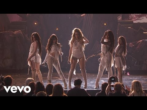 Fifth Harmony That s My Girl Live at the AMA s