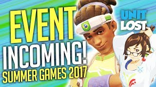 Summer Games 2017 INCOMING! (ALL THE EVIDENCE!) - Overwatch