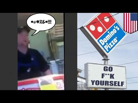 Xxx Mp4 Watch This Domino's Manager Get Himself Fired By Telling Customer To Quot Go F K Quot Herself 3gp Sex