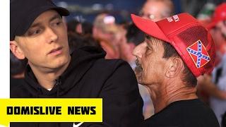 Trump Supporters UPSET with Eminem No Favors Trump DISS on Big Sean's 'I Decided' Album