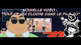 Détective Conan : Tout Ce Qui Cloche Dans le film 20