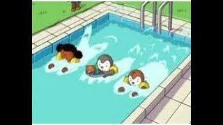 tchoupi et doudou a la piscine & Jake And The Never Land Pirates Memorable Moments Cartoon