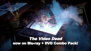 The Video Dead (1987) Special Effects Bonus Feature