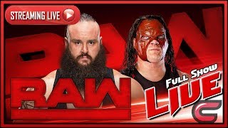 WWE RAW Live Stream Full Show December 11th 2017 Live Reactions