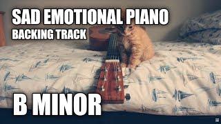 Sad Emotional Piano Violin Instrumental In B Minor