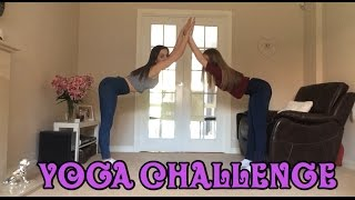 Yoga challenge with liv||Jess vick||