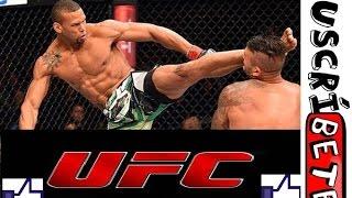 UFC- LOS MEJORES NOCAUT 2017