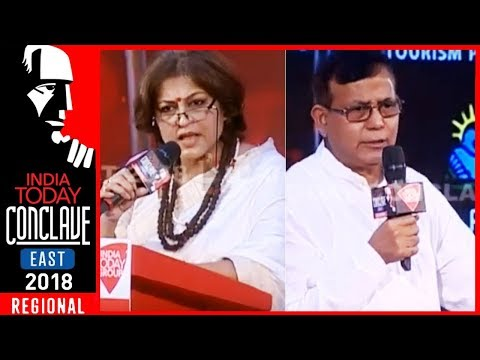 Xxx Mp4 Bengal Tiger In 2019 Will It Roar Roopa Ganguly And Mohammad Salim IT Conclave East 3gp Sex