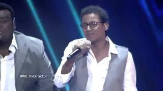 MBC The X Factor  Mounib Band بشرة خير  العروض المباشرة