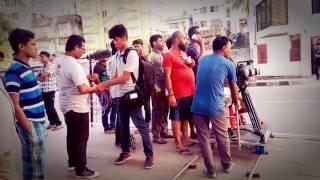 Behind the scene of bangla natok - bicholito Khoyab