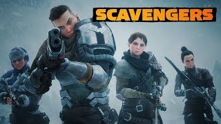 SCAVENGERS - World Premiere Trailer Presentation | The Game Awards 2018