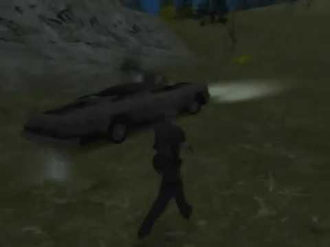GTA San Andreas Misterios con loquendo parte 4.