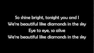 Rihanna - Diamonds LYRICS con la letra