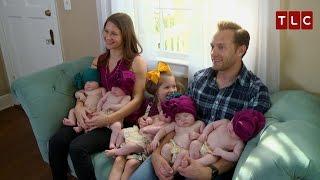 The Busbys Have a Half Dozen Baby Girls