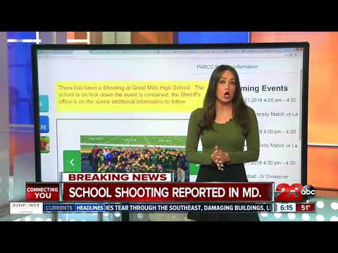 Xxx Mp4 Maryland School Shooting Details 3gp Sex